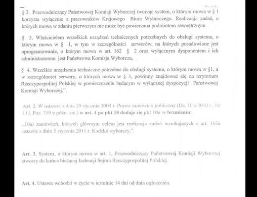 Pismo 2