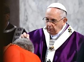 Papież wzywa: Nawrócenie i miłosierdzie!